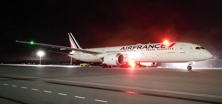 Air France Quito