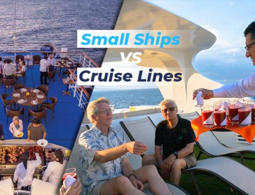 Small Cruises Vs. Large Cruises
