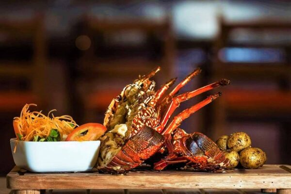 galapagos lobster cuisine