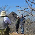 Honeymoon adventures in Galapagos