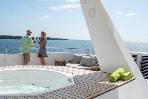 marriage anniversary Galapagos Cruise